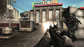 Tom Clancy's Rainbow Six Vegas 2 screen shot 5