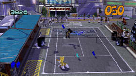 SEGA Superstars Tennis screen shot 1