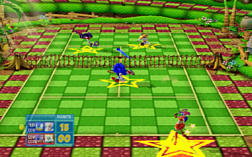 SEGA Superstars Tennis screen shot 2