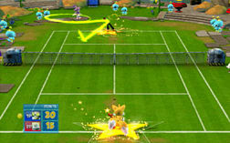 SEGA Superstars Tennis screen shot 7