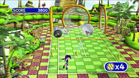 SEGA Superstars Tennis screen shot 8