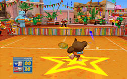 SEGA Superstars Tennis screen shot 10