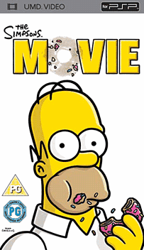 The Simpsons Movie PSP 