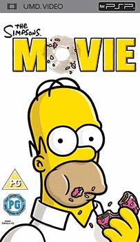 The Simpsons Movie PSP