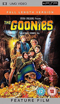 The Goonies PSP 