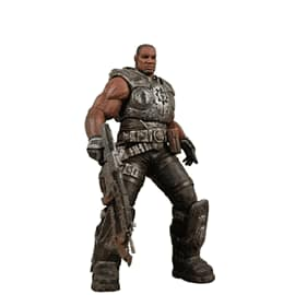 Gears of War Series 1 Cole Figure Toys and Gadgets