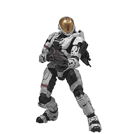 Halo 3 Series 2 Spartan Soldier EVA Figure Toys and Gadgets