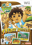 Go Diego Go: Safari Rescue Wii