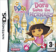 Dora Saves the Mermaids DSi and DS Lite