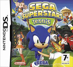 SEGA Superstars Tennis DSi and DS Lite