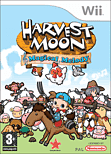 Harvest Moon Magical Melody Wii