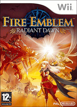 Fire Emblem: Radiant Dawn Wii Cover Art