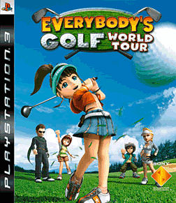 Everybody's Golf World Tour PlayStation 3