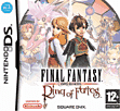 Final Fantasy Crystal Chronicles: Ring of Fates DSi and DS Lite