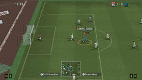 Pro Evolution Soccer 2008 screen shot 12