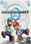 Mario Kart Wii with Official Wii Wheel Wii