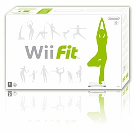 Wii Fit with Wii Balance Board Cover Art