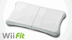 Wii Fit with Wii Balance Board screen shot 1
