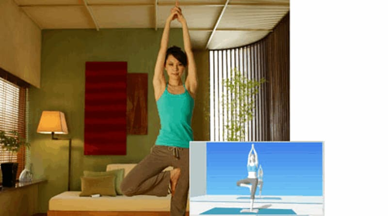 Wii Fit and Wii Sports - fitness games for Wii at GAME