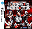 Dungeon Explorer: Warriors of Ancient Arts DSi and DS Lite