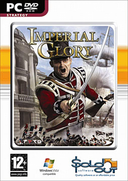 Imperial Glory PC Games and Downloads Cover Art