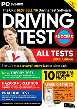 Driving Tests Success - All Tests 2008 PC Games and Downloads