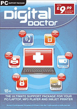 Digital Doctor PC Games Cover Art