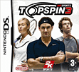 Top Spin 3 DSi and DS Lite