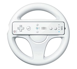 Nintendo Wii Wheel Accessories
