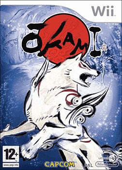 Okami Wii Cover Art