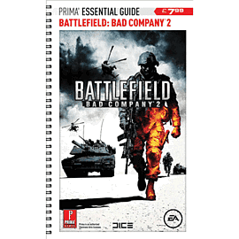 Battlefield Bad Company Strategy Guide Strategy Guides and Books