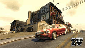 Grand Theft Auto IV screen shot 3