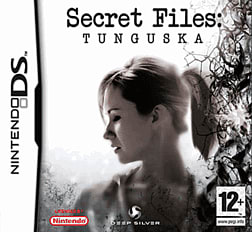 Secret Files: Tunguska DSi and DS Lite Cover Art