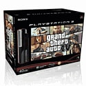 Sony PlayStation 3 with Grand Theft Auto IV PlayStation 3