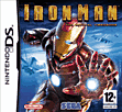Iron Man DSi and DS Lite