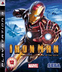 Iron Man: The Video Game PlayStation 3