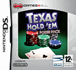 Texas Hold 'em DSi and DS Lite