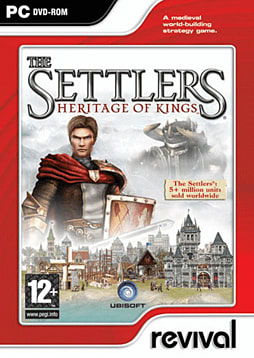 The Settlers: Heritage of Kings PC Games and Downloads Cover Art
