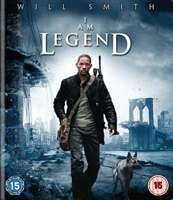 I Am Legend (Blu-ray) Blu-Ray
