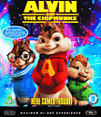 Alvin & the Chipmunks Blu-ray