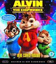 Alvin & the Chipmunks Blu-ray