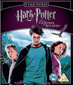 Harry Potter and The Prisoner of Azkaban Blu-ray