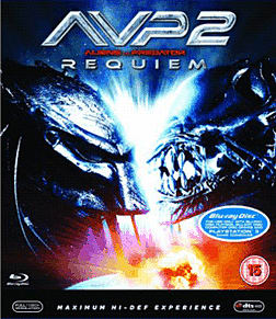 Alien vs Predator 2 (Blu-ray) Blu-ray