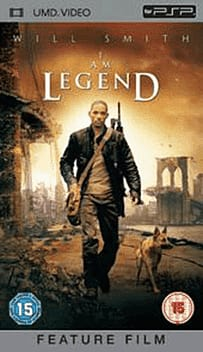 I Am Legend PSP