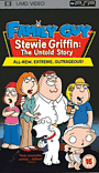Family Guy: Stewie Griffin - The Untold Story PSP