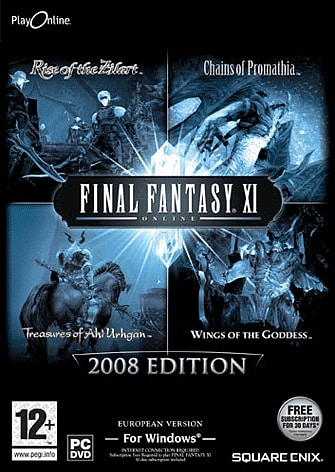 Final Fantasy XI on PC and Xbox 360 at GAME
