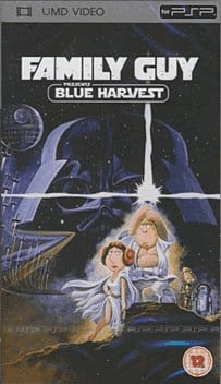 Family Guy presents Blue Harvest PSP 