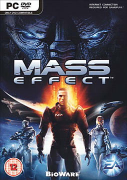Mass Effect PC Games and Downloads Cover Art