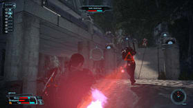 Mass Effect screen shot 1