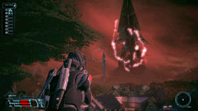 Mass Effect screen shot 2